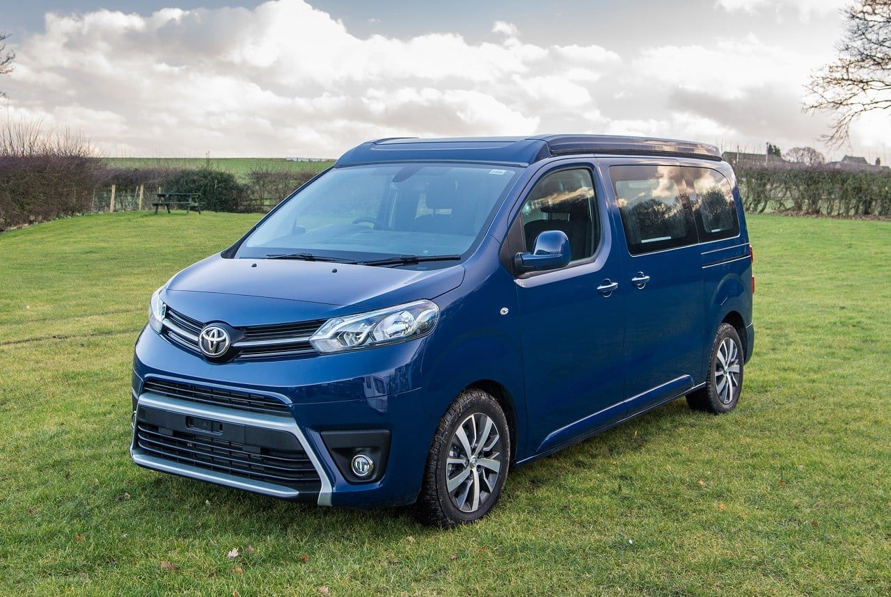Toyota Proace Lerina Campervan Men S Gear