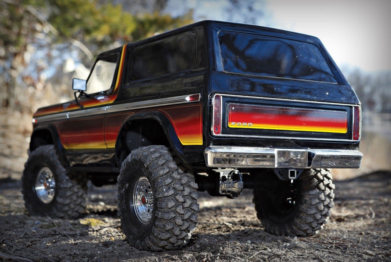 traxxas 1979 ford bronco rc truck men 39 s gear. Black Bedroom Furniture Sets. Home Design Ideas