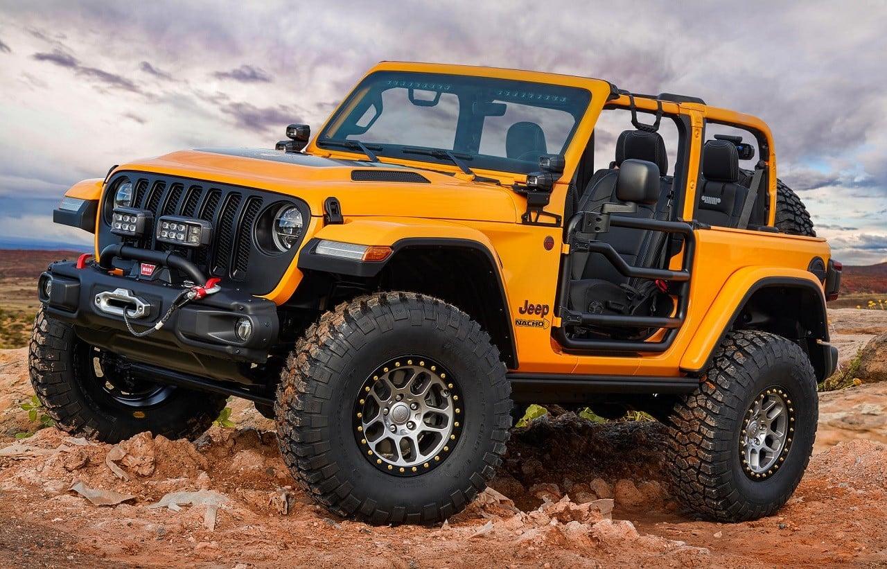 2018 Moab Easter Jeep Safari Concepts Men S Gear
