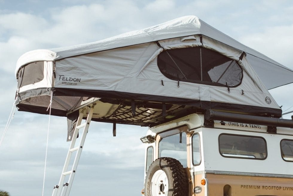 Crow S Nest Extended Rooftop Tent Men S Gear