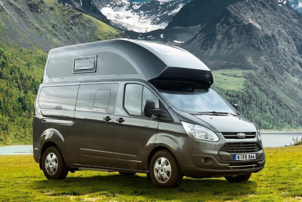 Ford Westfalia Nugget Plus Camper Van | Men's Gear