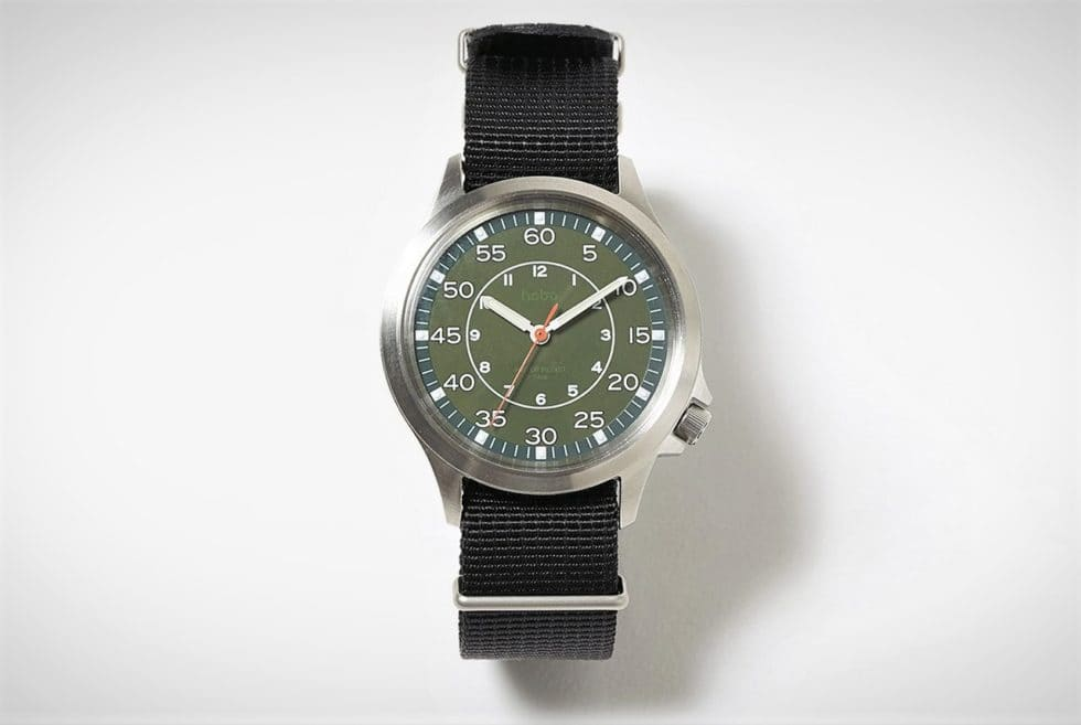 Hobo X Citizen Field Watch