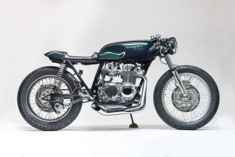 Kott 1975 Honda CB550 Cafe Racer