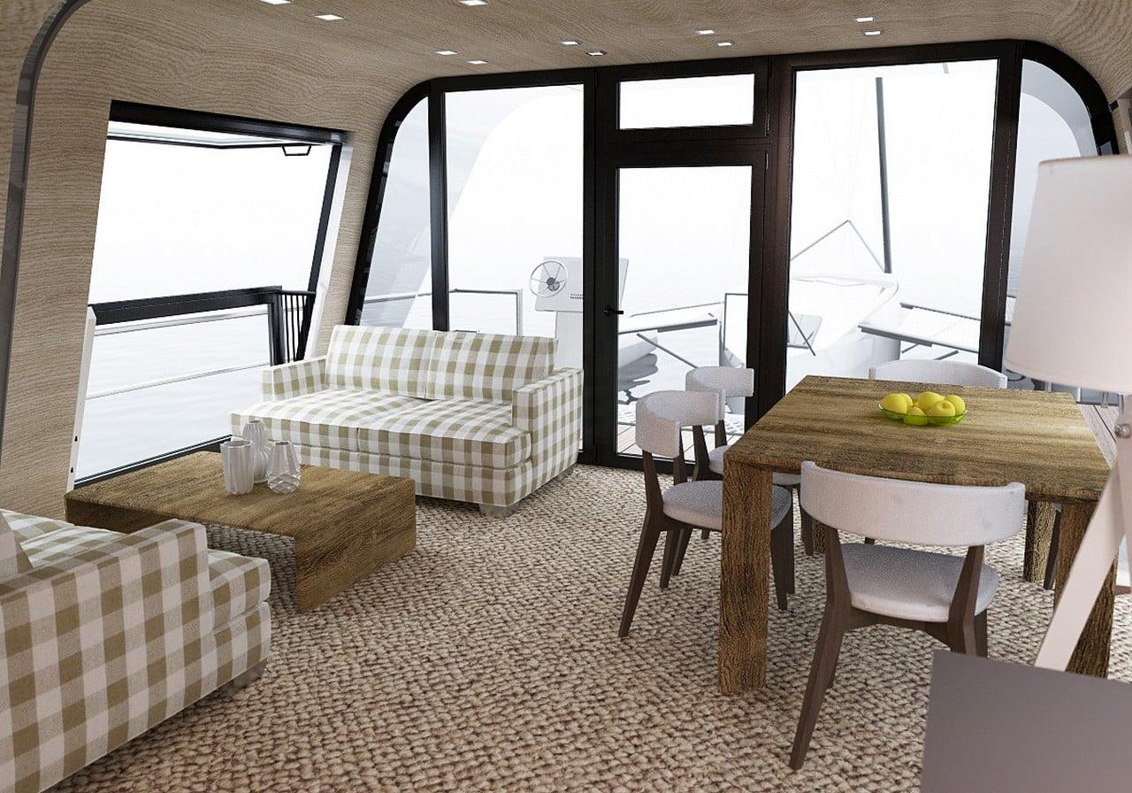 Modul Go Houseboat Concept Men S Gear