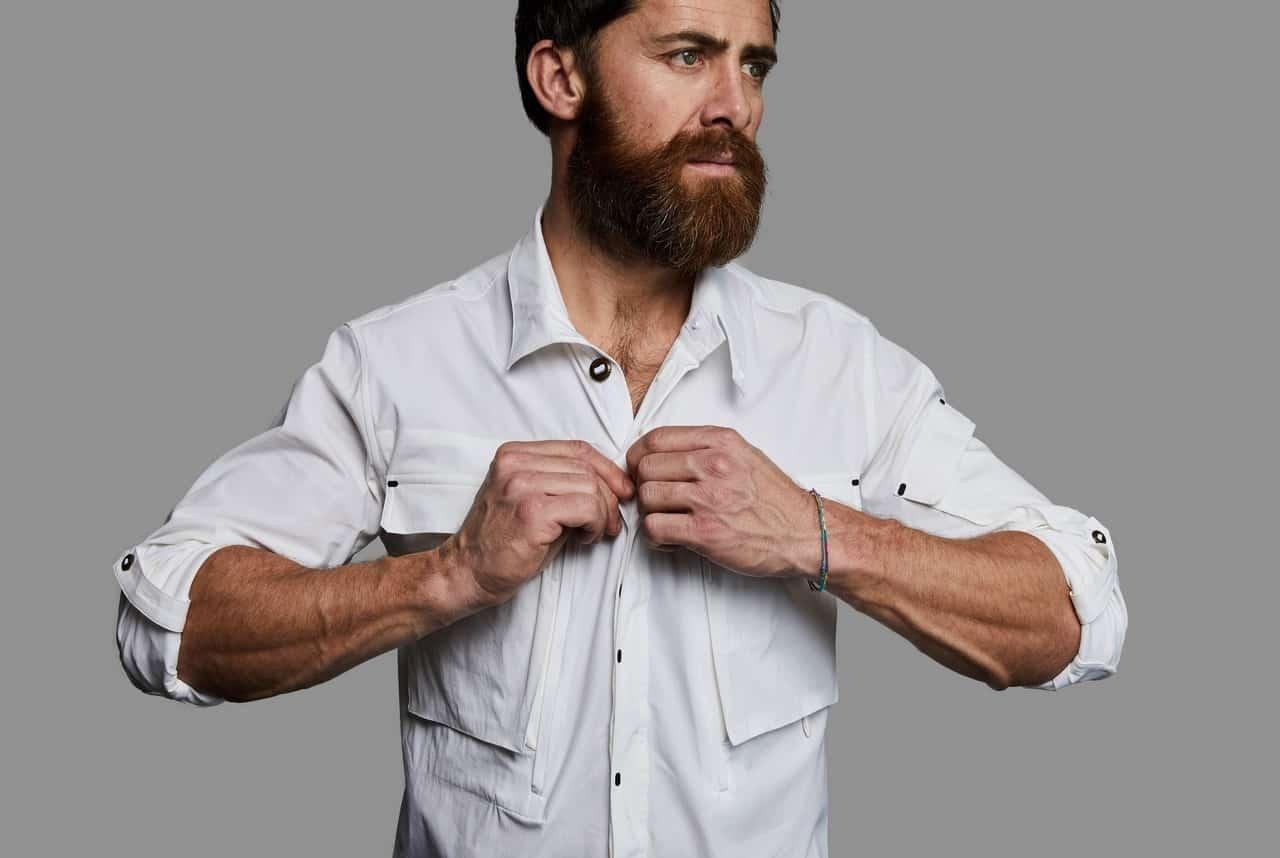 Vollebak Planet Earth Shirt Men S Gear
