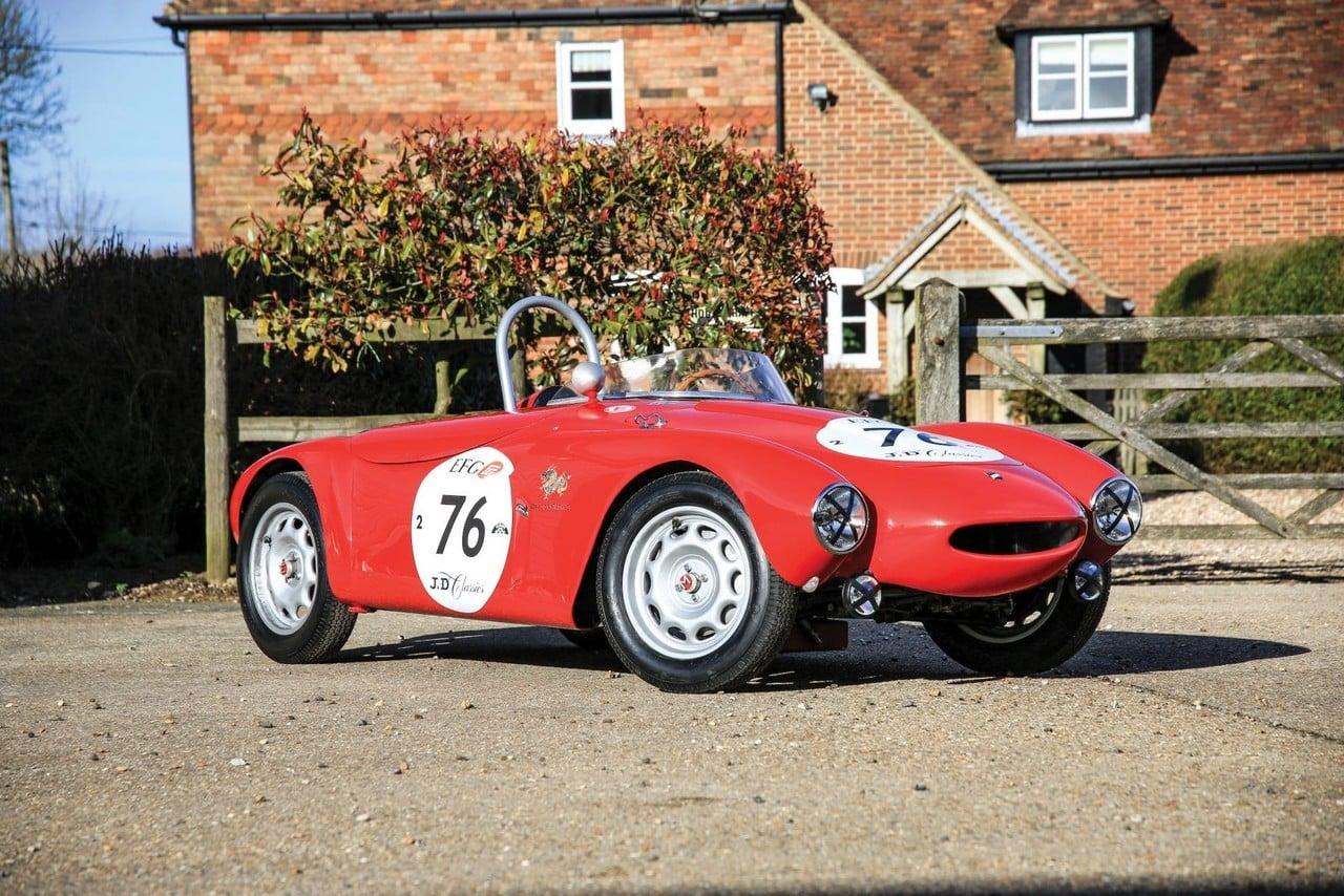 1955 Moretti 750 Gran Sport Barchetta Men S Gear