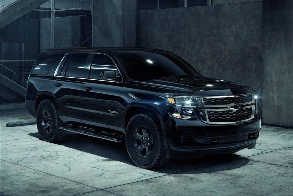 2018 Chevrolet Tahoe Custom Midnight Edition | Men's Gear