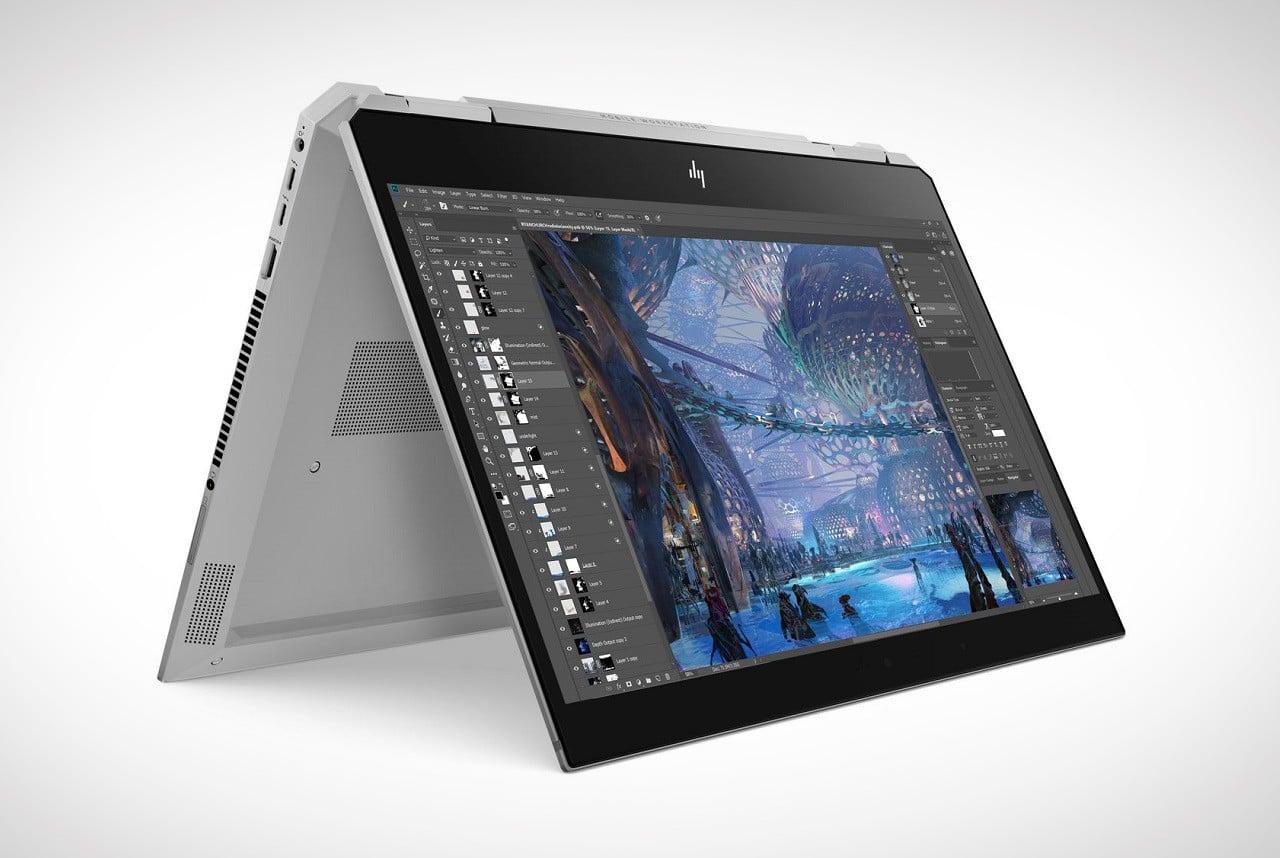 Best Convertible Laptop >> HP ZBook Studio x360 Convertible Laptop | Men's Gear