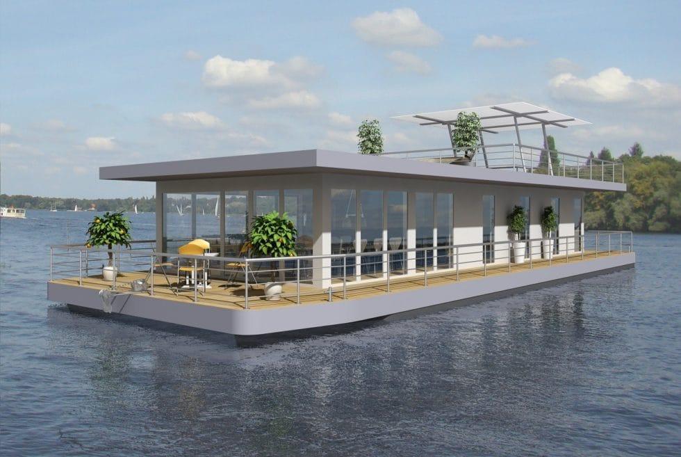 Nautic Living Electric Houseboats Men S Gear