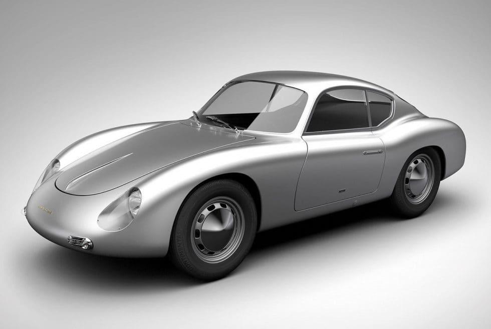 Porsche 356 Carrera Zagato Coup 233 Men S Gear