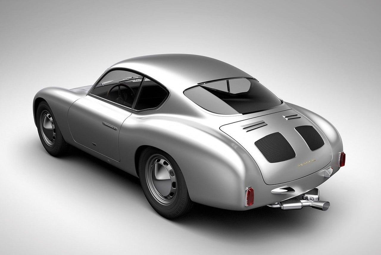 Ford Suv Models >> Porsche 356 Carrera Zagato Coupé   Men's Gear