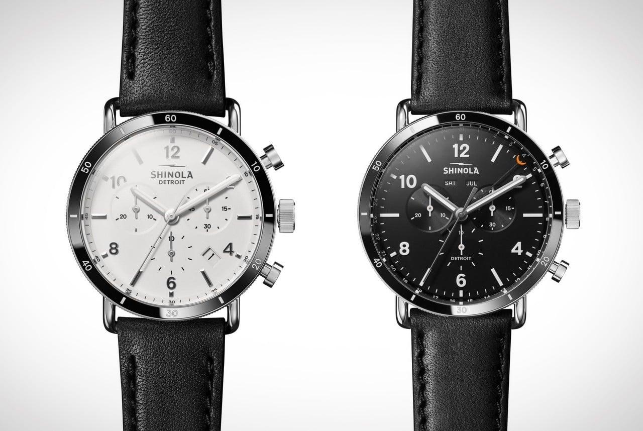 0fac75940 Shinola Canfield Sport Watches | Men's Gear