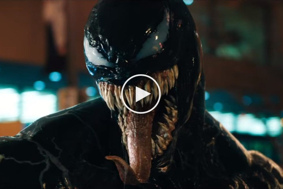 'Venom' Official Trailer
