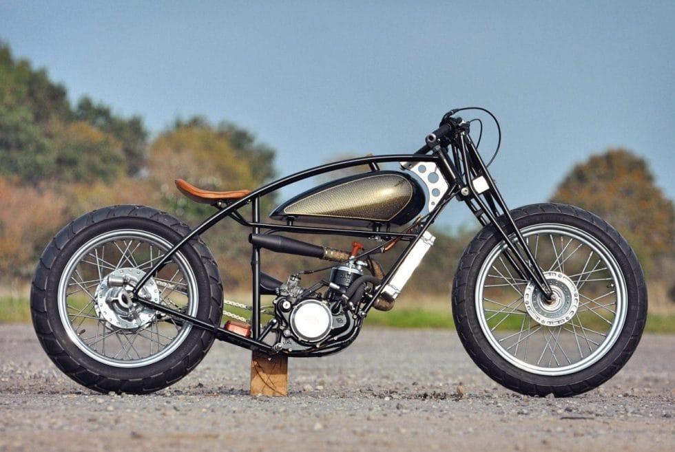 '28 Days Later' Custom GasGas Motorcycle