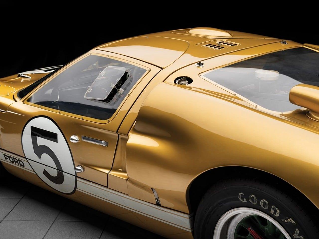 1966 Ford Gt40 Le Mans Men S Gear