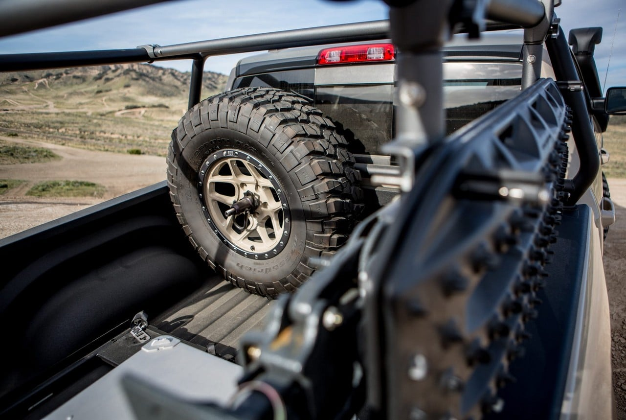 Aev Recruit Ram Pickup Truck