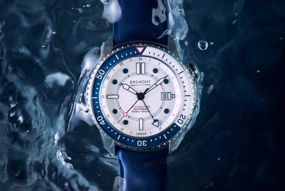 Bremont Waterman GMT Watch