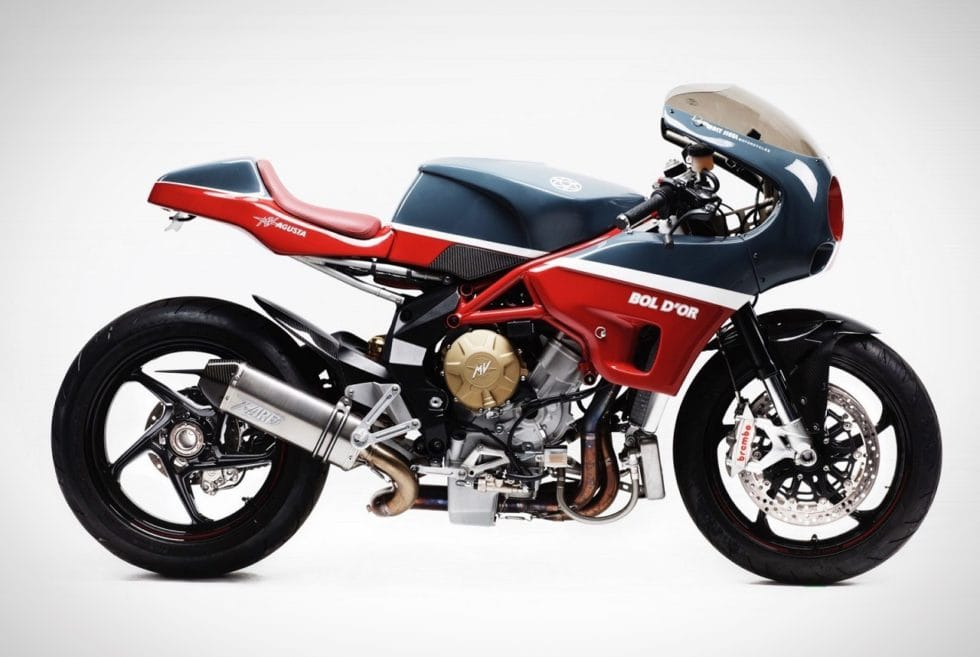 MV Agusta 'Bol d'Or' Motorcycle