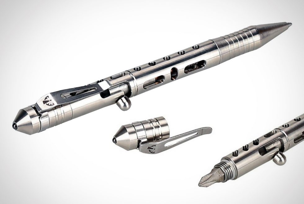 APEX BOLT Tactical Pen