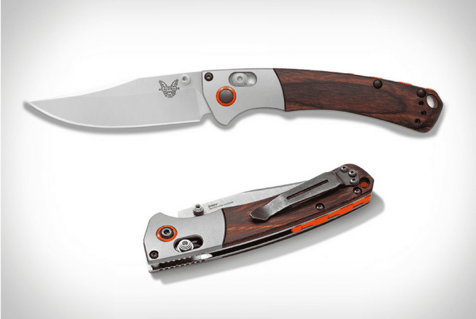 Benchmade Mini Crooked River Hunting Knife