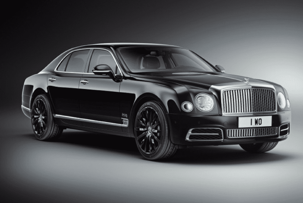 Bentley Mulsanne W.O. Sedan Edition
