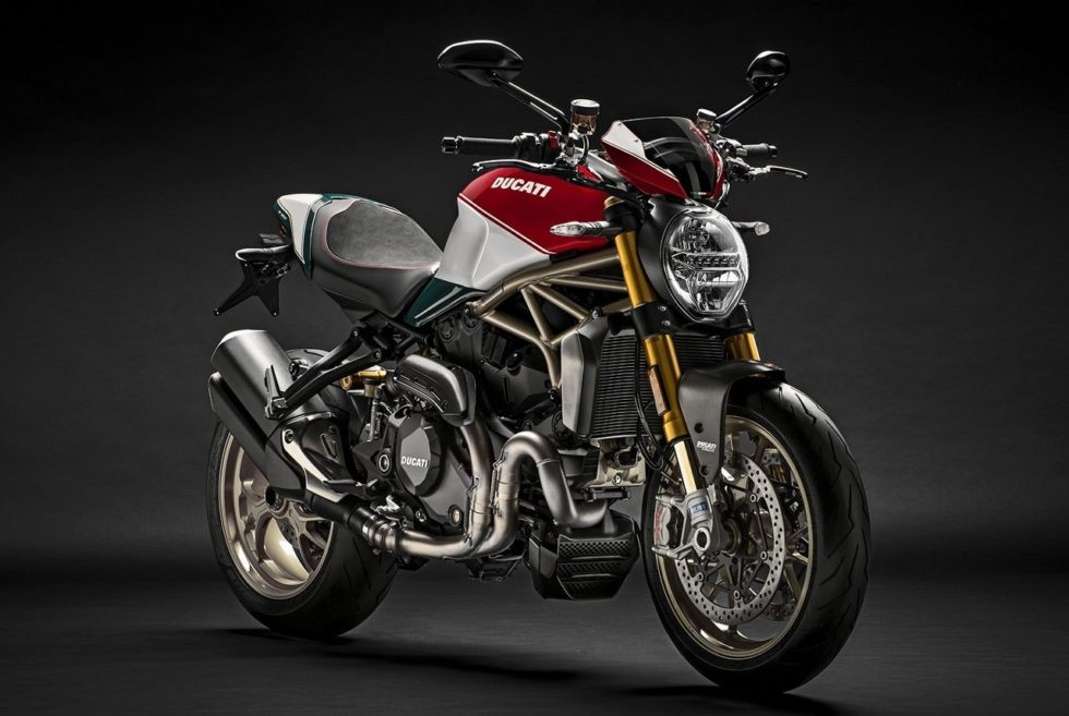 Ducati 25th Anniversary Monster