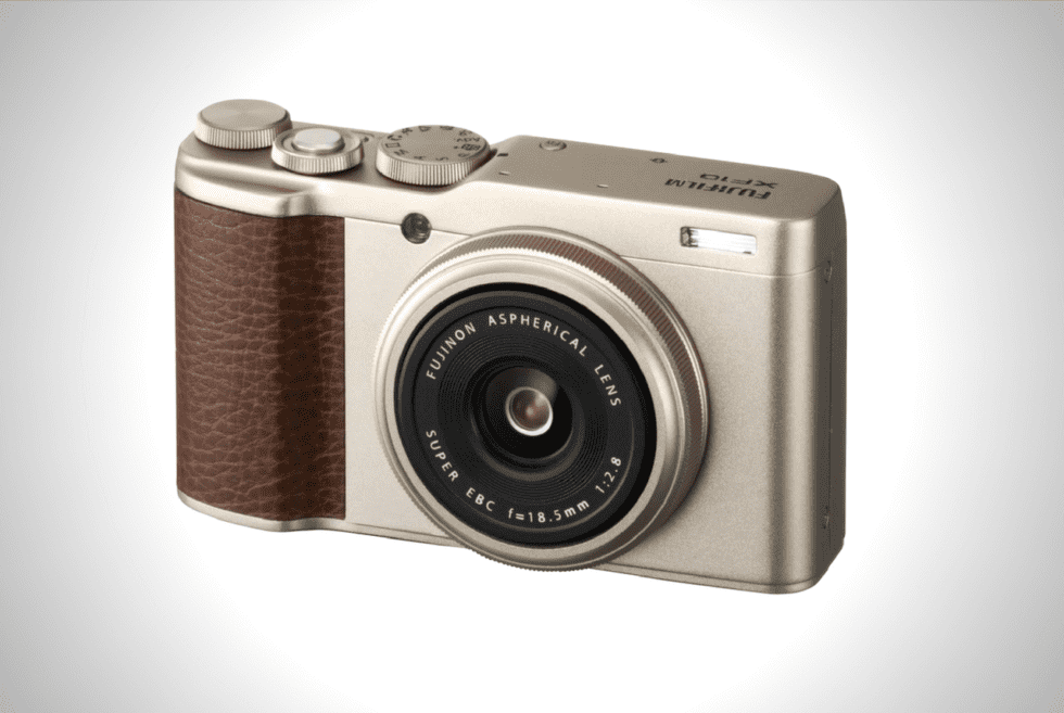 Fujifilm's Latest Addition To The X Series – the XF10
