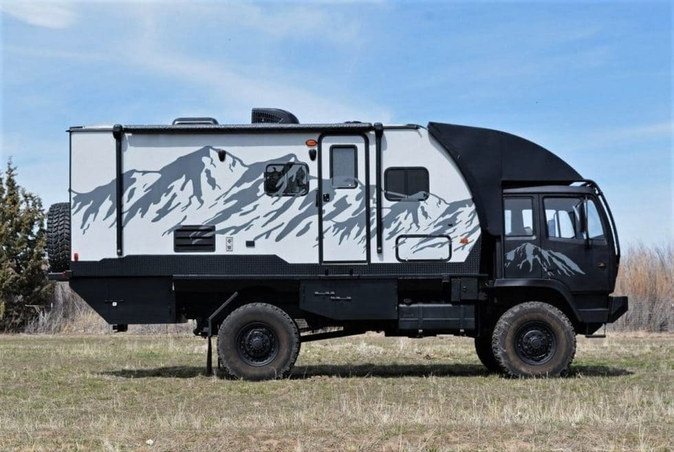 Hunter Predator 6.6 Off-Road RV