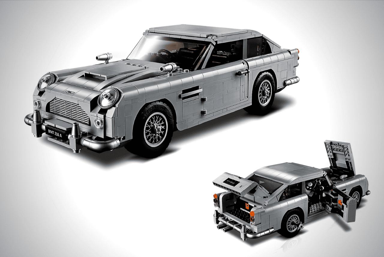 lego james bond aston martin db5 men 39 s gear. Black Bedroom Furniture Sets. Home Design Ideas