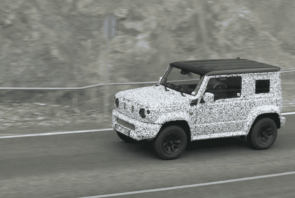 The 2019 Suzuki Jimny