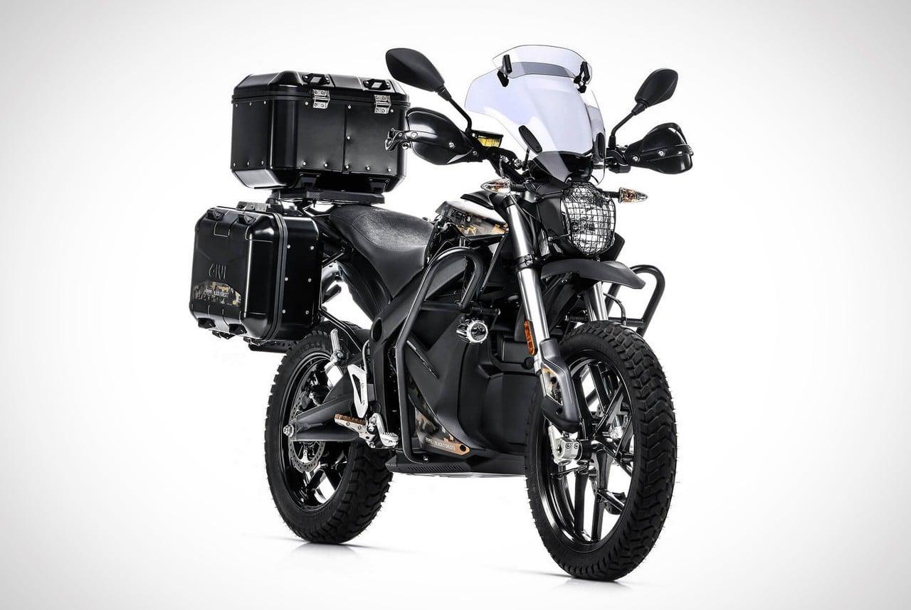 Zero Motorcycles DSR Black Forest Edition | Men's Gear