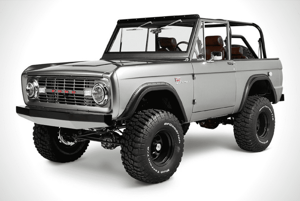 1966 ford bronco marco island by classic ford broncos. Black Bedroom Furniture Sets. Home Design Ideas