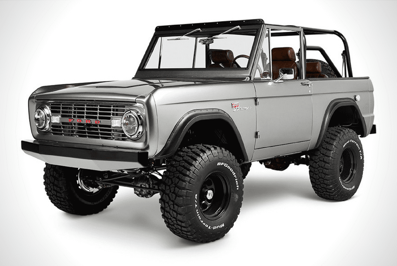 1966 Ford Bronco Marco Island By Classic Ford Broncos