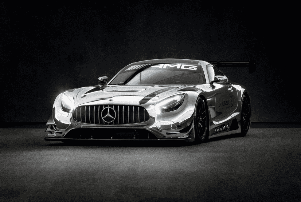 2017 Mercedes-AMG GT3 Laureus On Auction