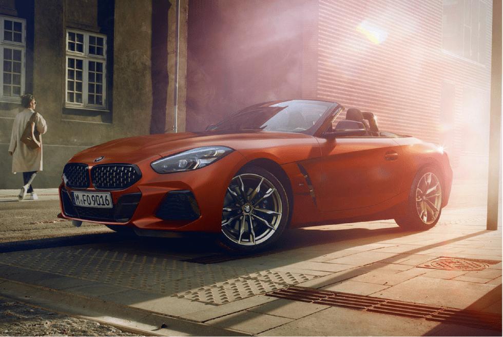 2019 BMW Z4 First Edition