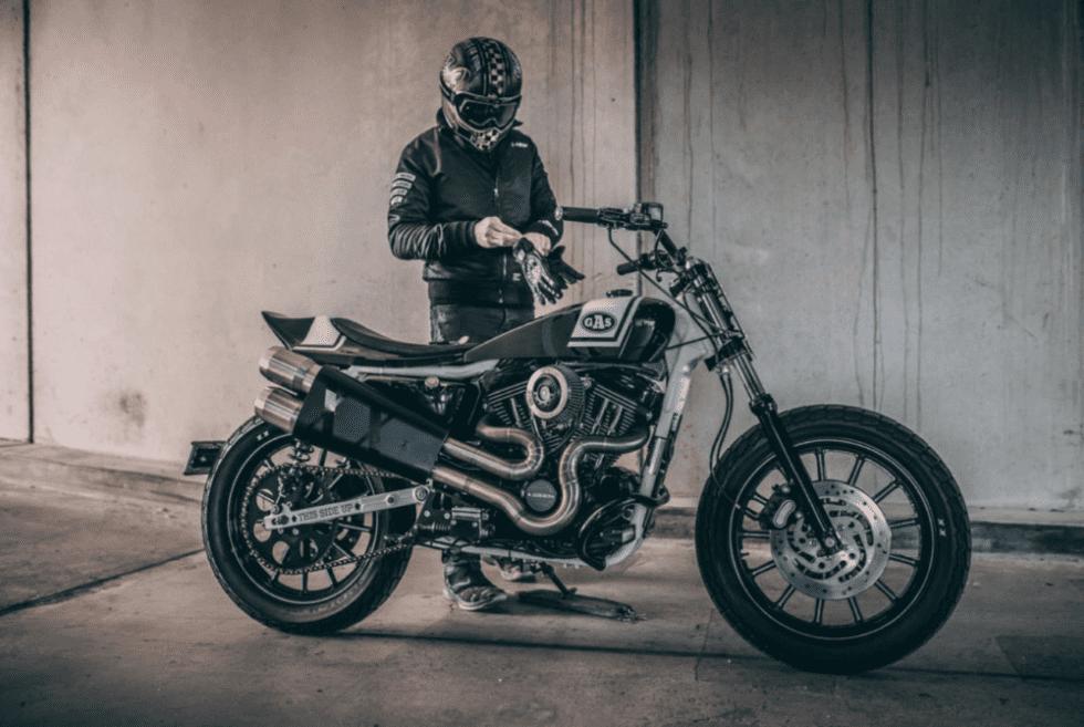 Harley-Davidson Sportster XX Tracker