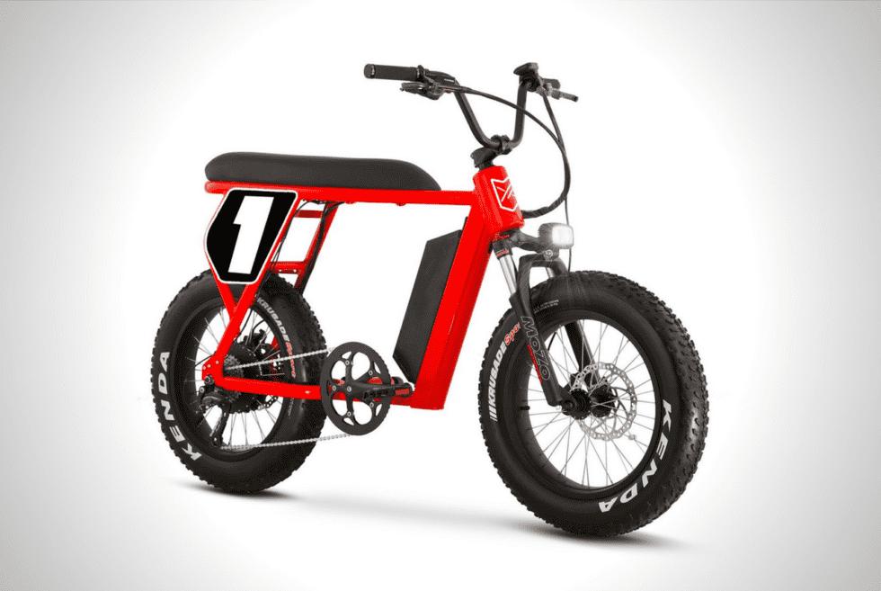 Scrambler by Juiced Bikes