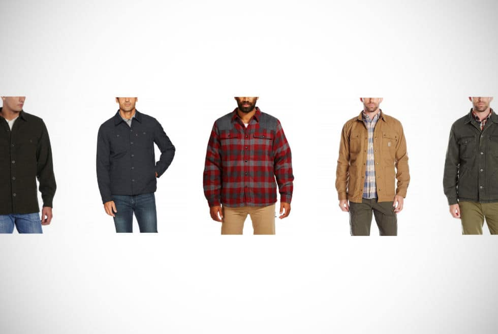 Top 20 Shirt Jackets For Men
