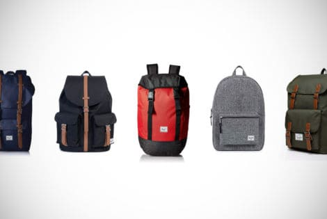 Herschel backpacks for men