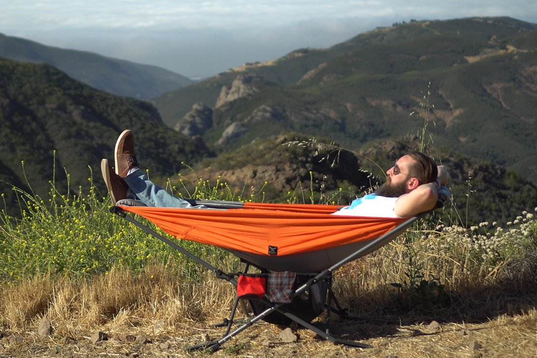 Mock One Compact Folding Hammock