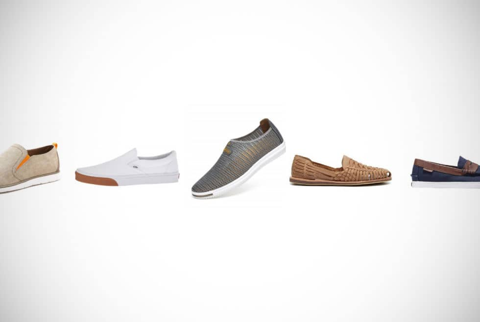 Top 16 Slip-On Shoes for Men