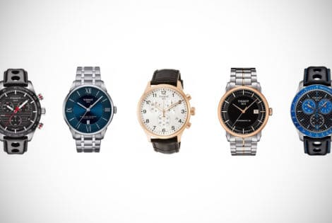 Tissot Watches For Men