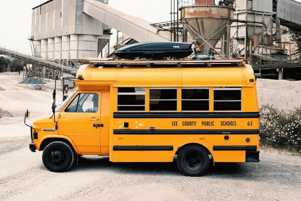 GMC Short Bus Adventure Van