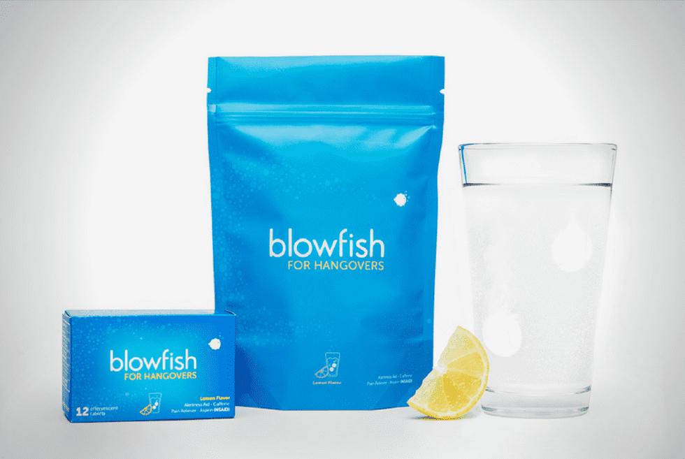 Blowfish Hangover Cure