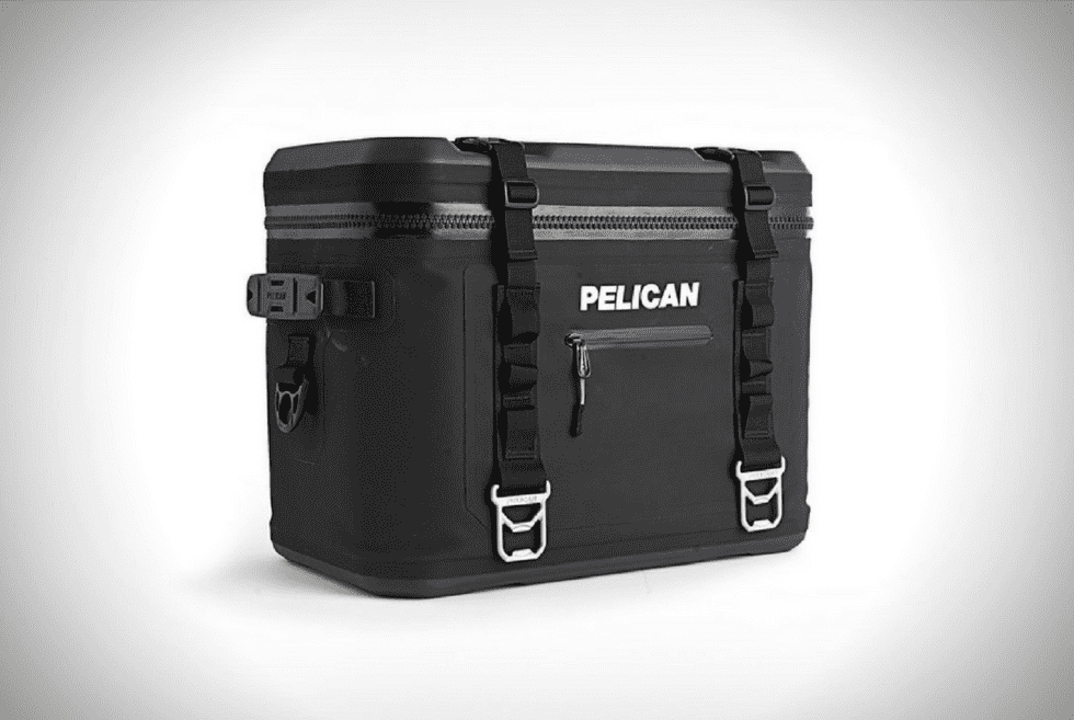 Head Out With Some Beers And The Pelican Soft-Sided Cooler