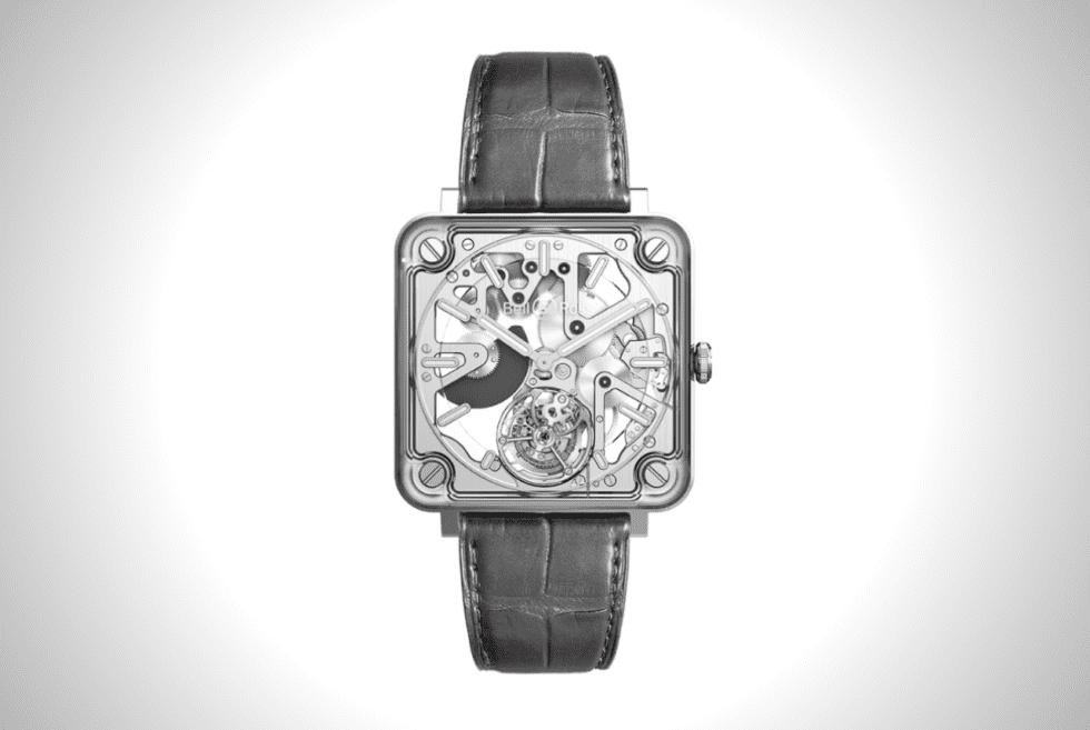 Bell & Ross BR-X2 Skeleton Tourbillon Micro Rotor Watch