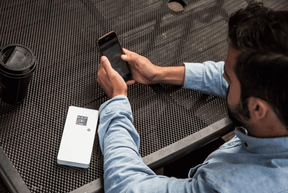 Fonebud W 4G Portable Wi-Fi Hotspot