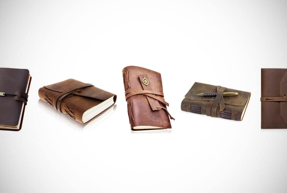 Top 16 Everyday Journals For Men
