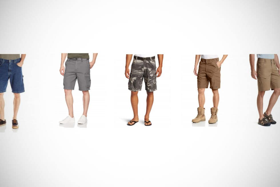 12 Best Cargo Shorts For Men