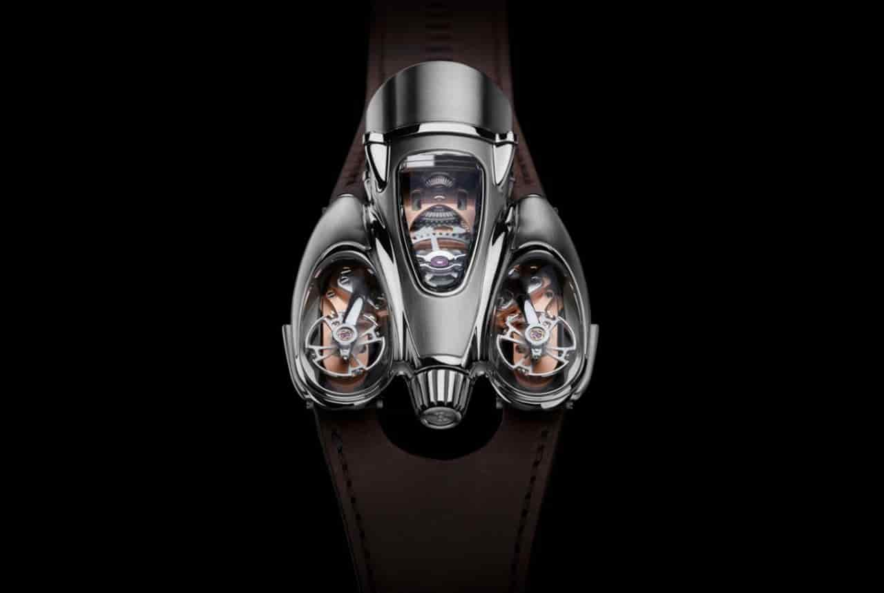 MB&F HM9 Flow Watch